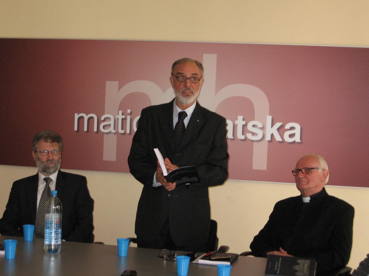 Promocija: Kronologija Ohridske Arhiepiskopije II - Ognen Bojadžiski