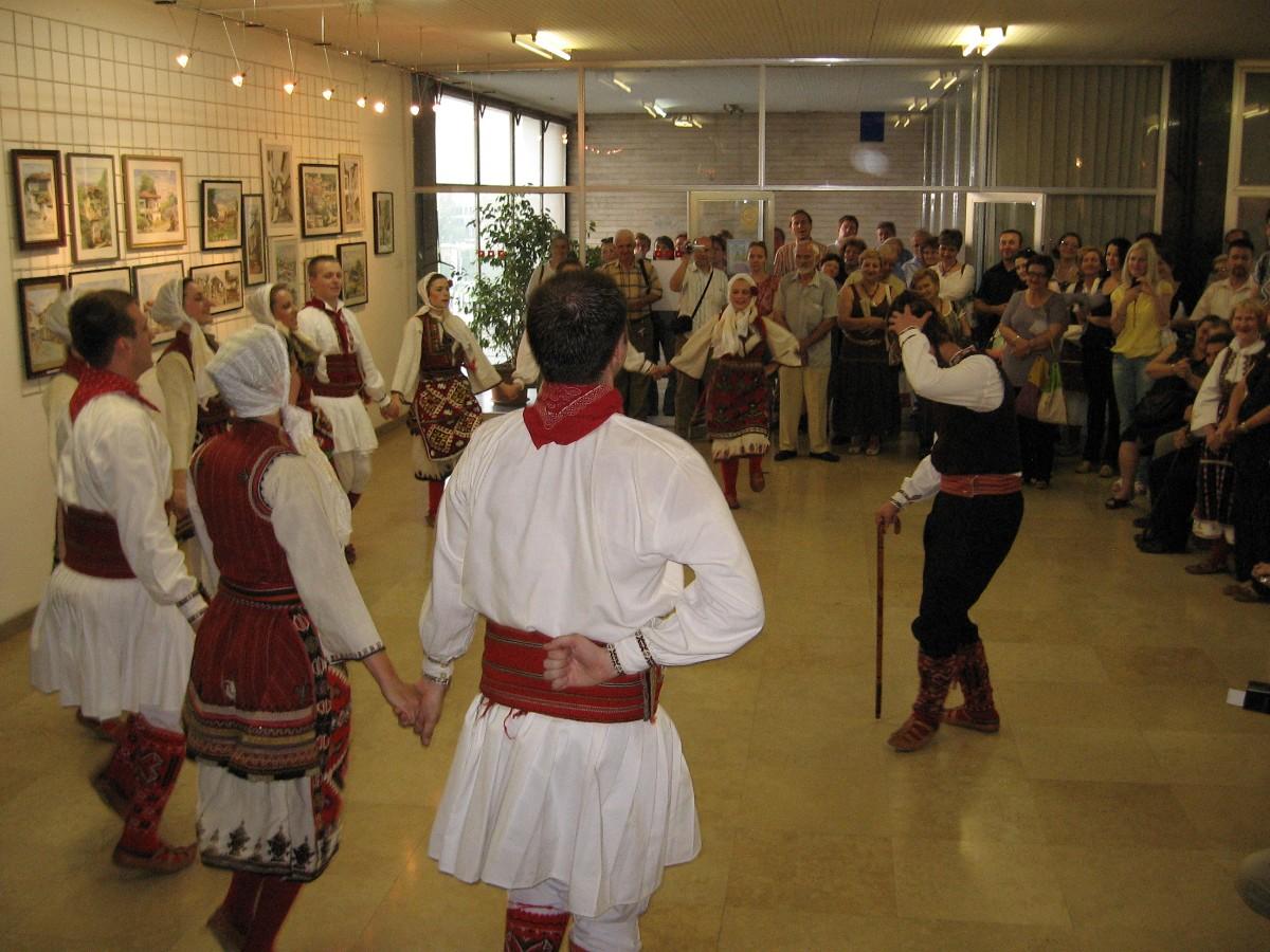 Dani makedonske kulture u Zagrebu