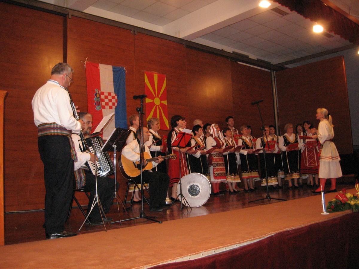 17. Dani makedonske kulture u Splitu
