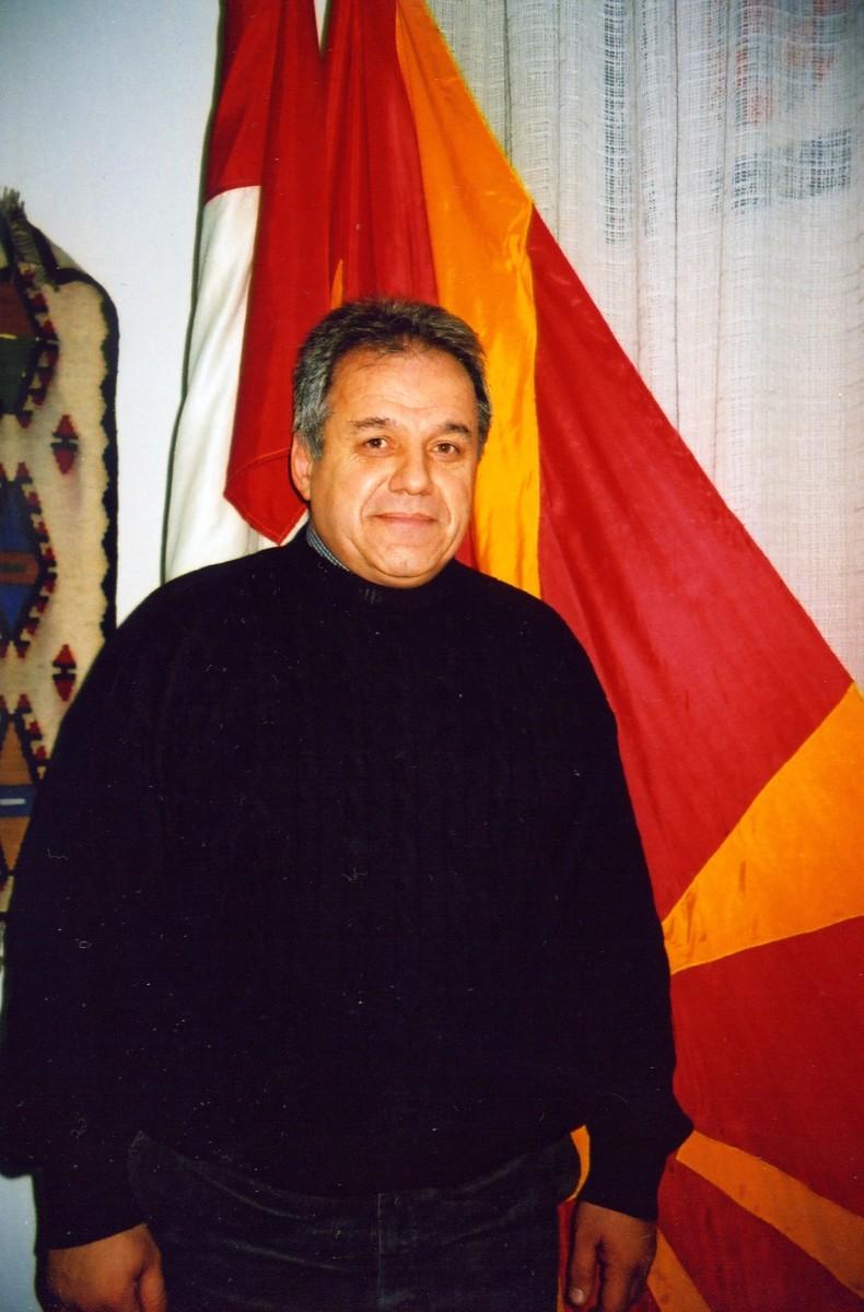 Razgovor: Angel Mitrevski, novi predsjednik Zajednice Makedonaca u RH