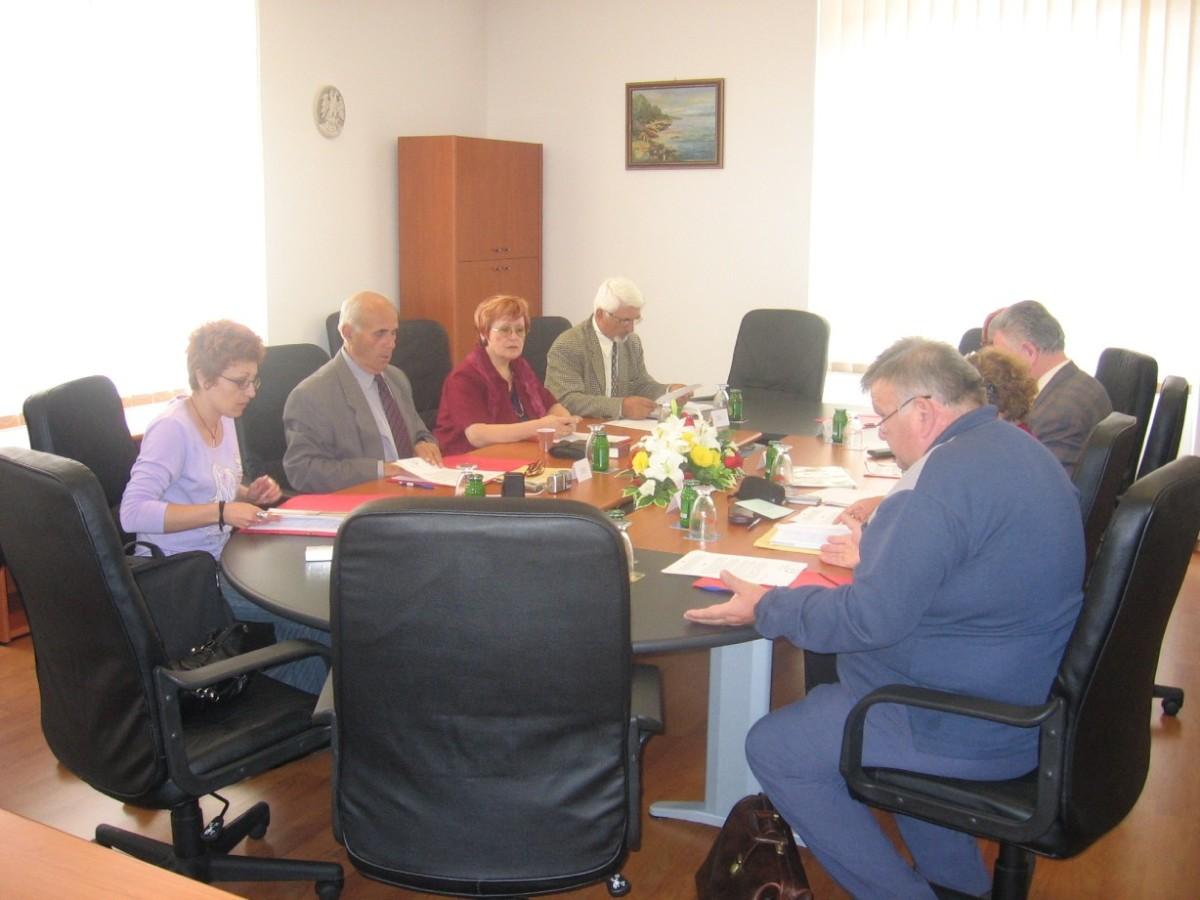 """Sjednica Kolegija glasila """"Makedonski glas"""""""