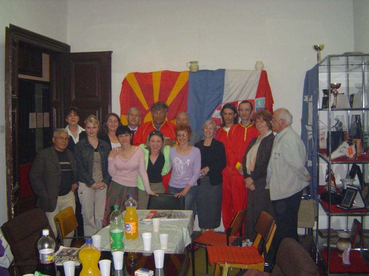 Susret s makedonskim maratoncima