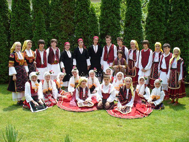 Makedonske narodne nošnje