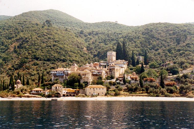 """Manastir """"Sv. Naum"""" - Ohrid"""
