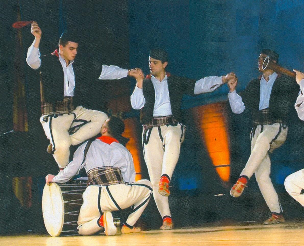Makedonski narodni plesovi