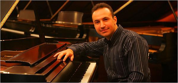 Simon Trpčeski - pijanist
