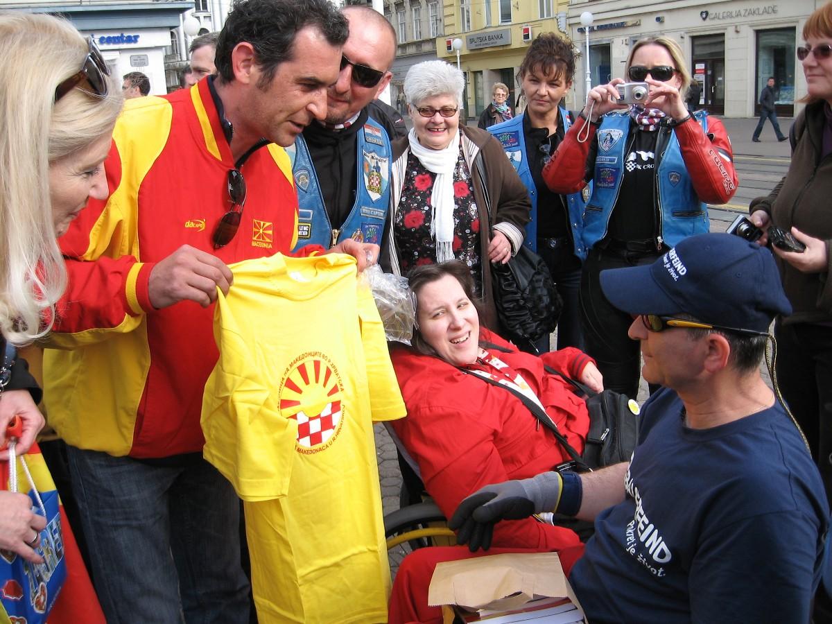 Susret s maratoncem Mile Stojkoskim