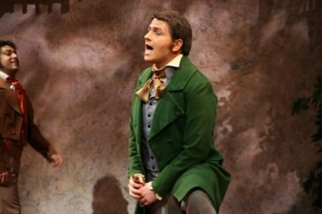 Blagoj Nacoski - operni pjevač