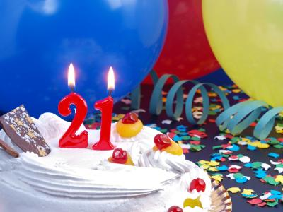 21. Rođendan!