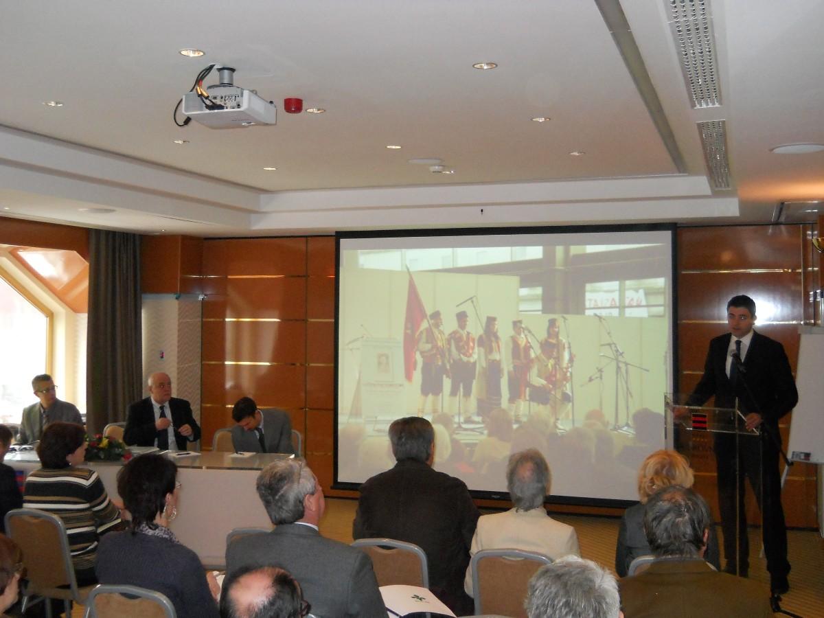 Edukativni seminar o radu udruga nacionalnih manjina