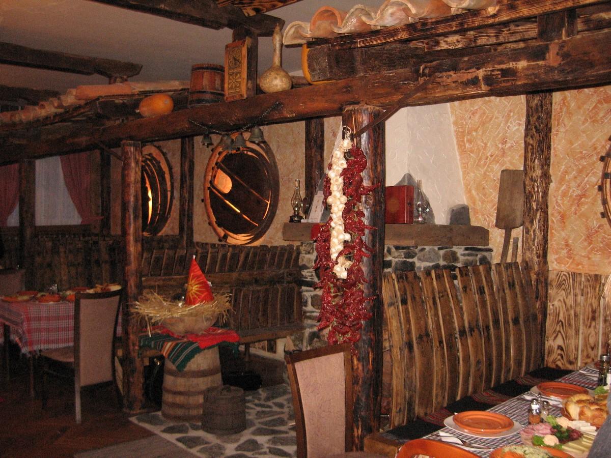 Otvoren prvi makedonski restoran u Zagrebu