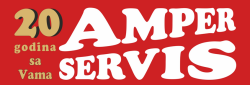 Amper Servis, Zagreb