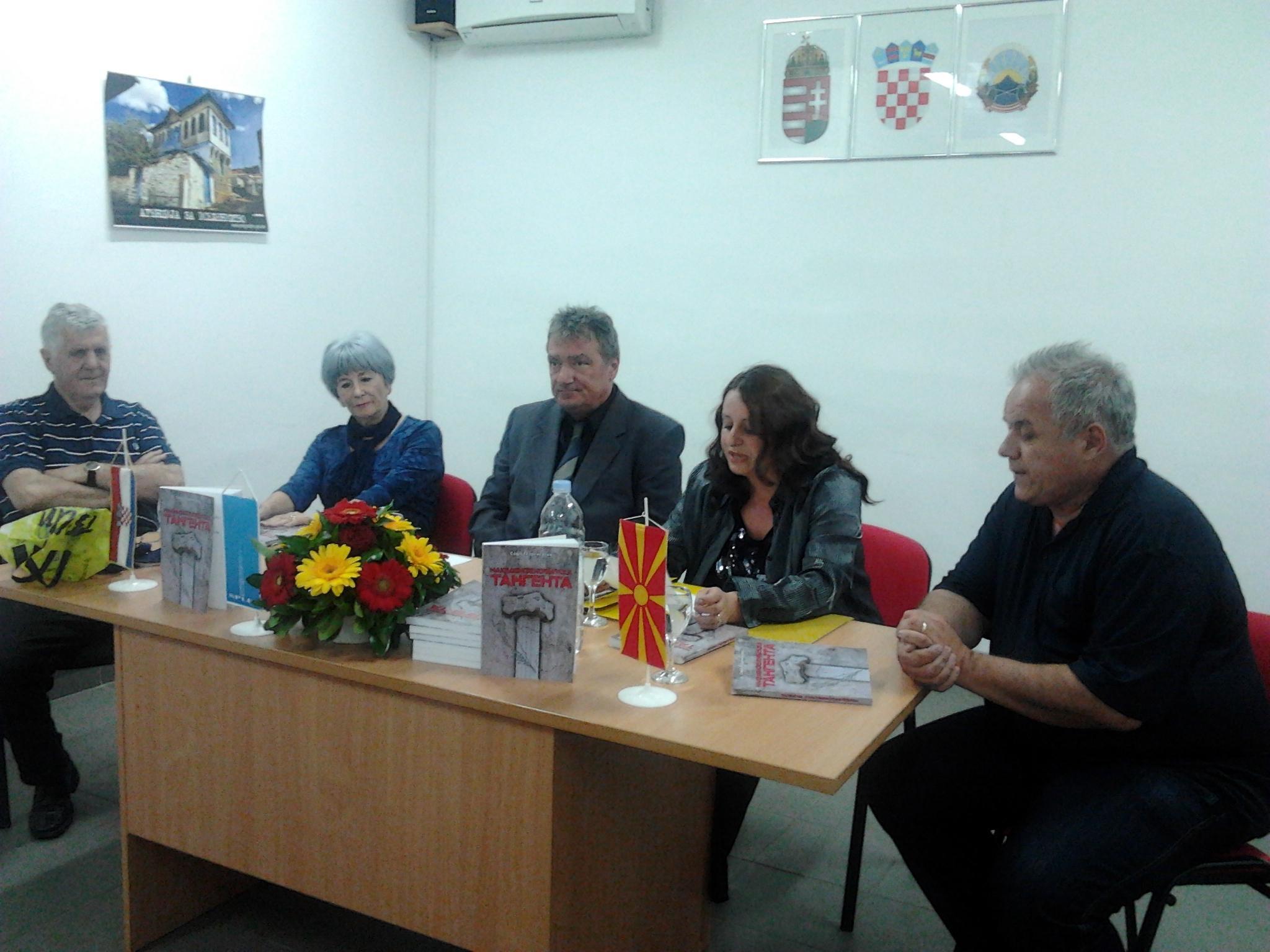 Promocija: Makedonsko – hrvatska tangenta u Splitu
