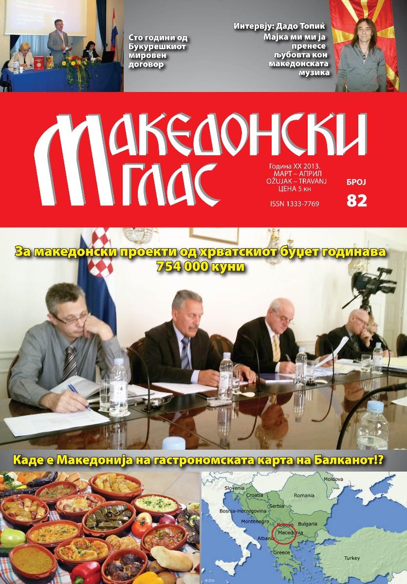 Makedonski glas br. 82