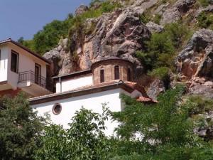 Sv. Erazmo, Ohrid