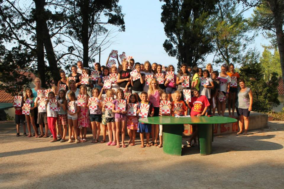 Šolta – ljetna škola makedonskog jezika
