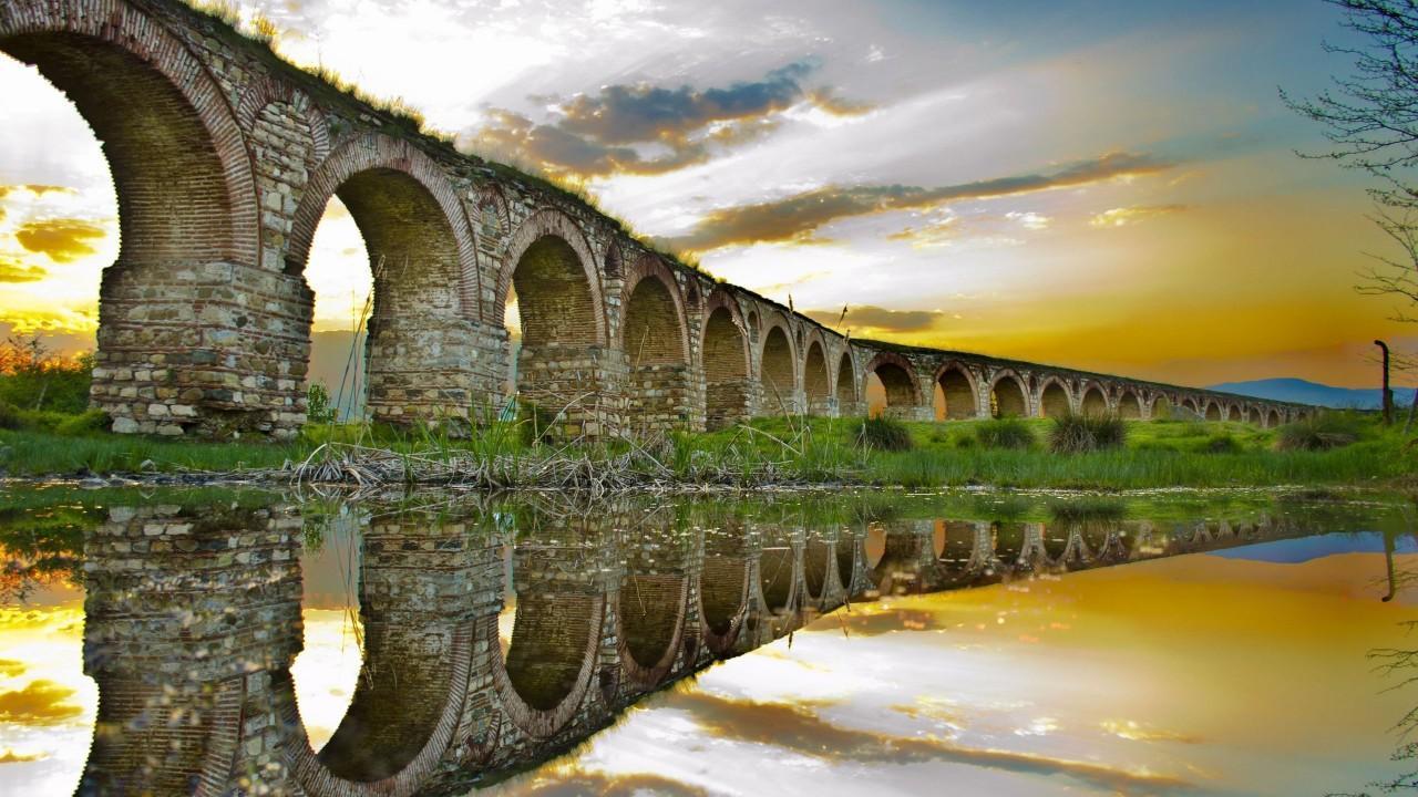 Zaboravljeni skopski akvadukt