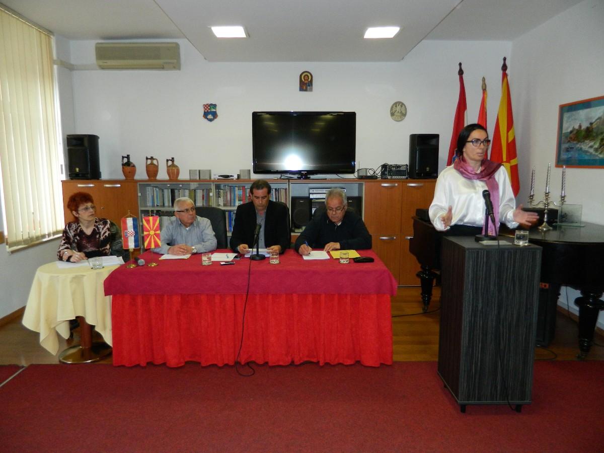 Redovna Skupština Zajednice Makedonaca u RH