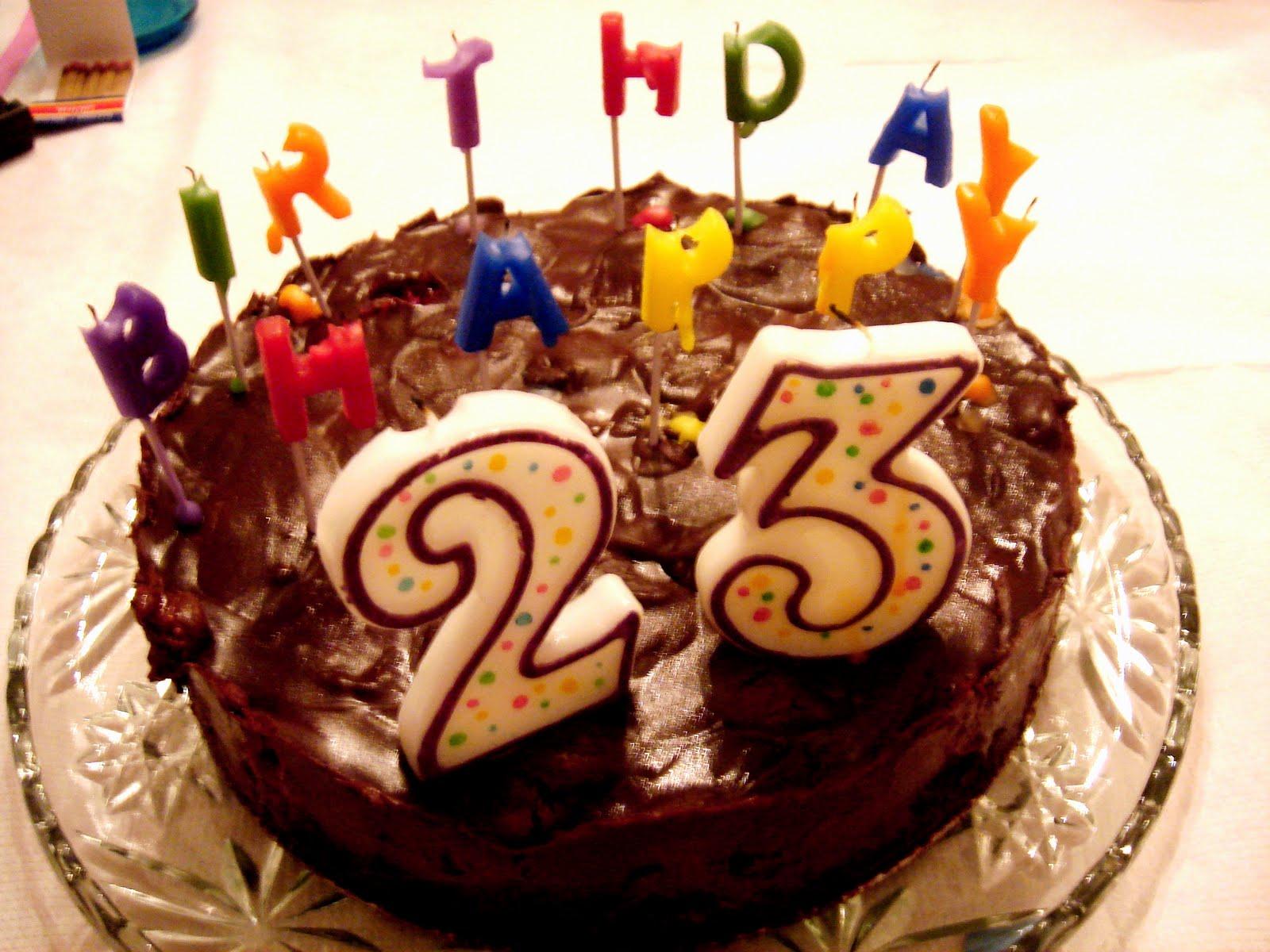 23. Rođendan!