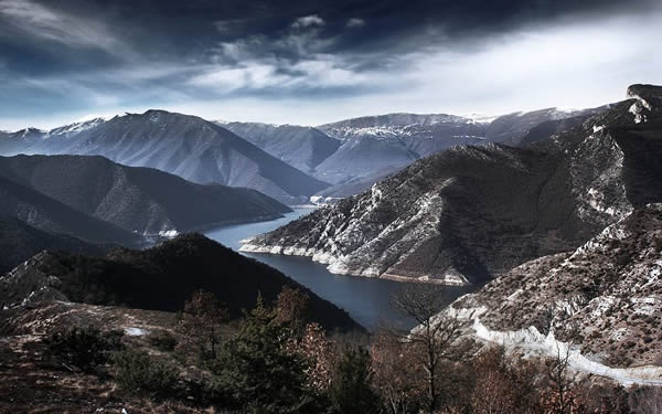 Prekrasno jezero Kozjak