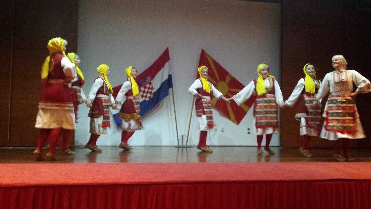 24. Dani makedonske kulture – Sv. Kiril i Metodij – Split
