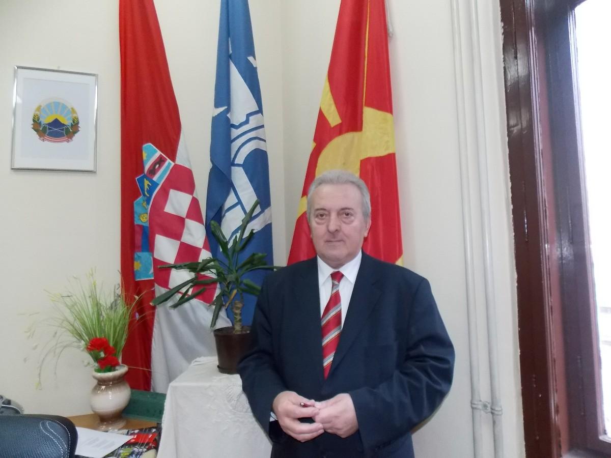 Uloga predsjednika Zajednice Makedonaca u RH