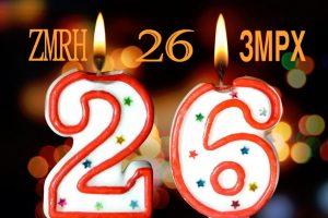 26. Rođendan!