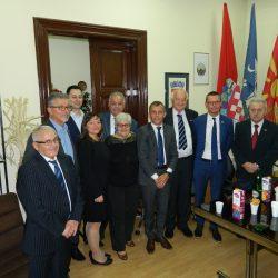 Susret s makedonskim ministrom za dijasporu