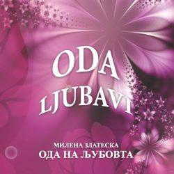 Nova knjiga: Oda ljubavi – Milena Zlateska